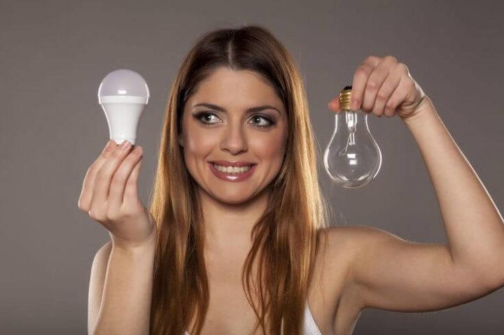 Выбор лампочки