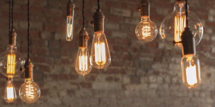 гирлянда из ламп светодиодных