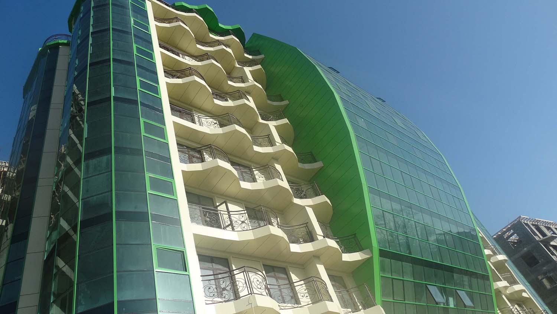 ЖК Green Sail в Адлере