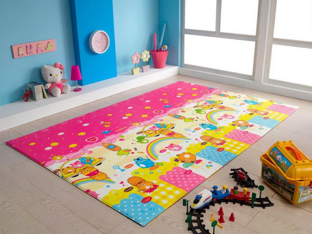 Детские коврики из полиамида