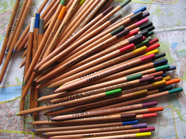 Карандаши цветные lyra rembrandt